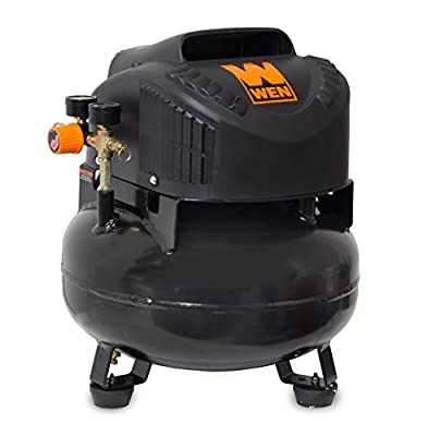 WEN 2286 Oil-Free Air Compressor, 150 PSI