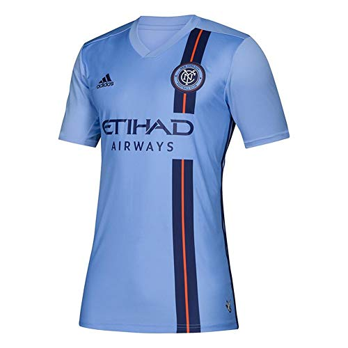 adidas Men's New York City FC Replica Jersey 2019 Home Kit (X-Large)