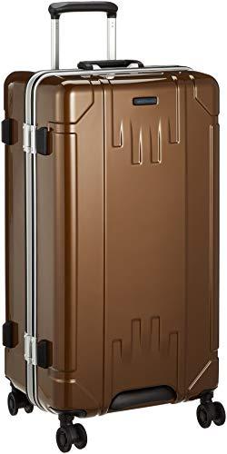 [ワールドトラベラー] スーツケース トゥルム 80L 70 cm 5kg ブラウン