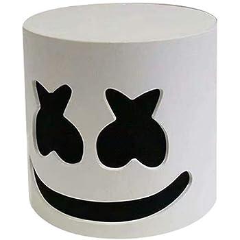 Candora - Máscara de Halloween para cosplay, diseño de Marshmello ...