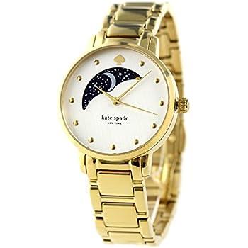 [ケイトスペード]KATE SPADE NEW YORK 腕時計 グラマシー 34mm サン&ムーン KSW1072 レディース [並行輸入品]