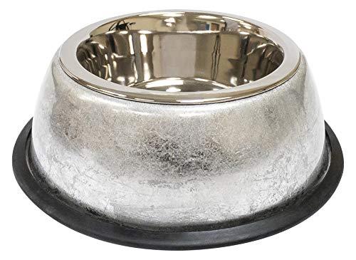 Croci Ciotola Acciaio Luxury Silver 200Ml