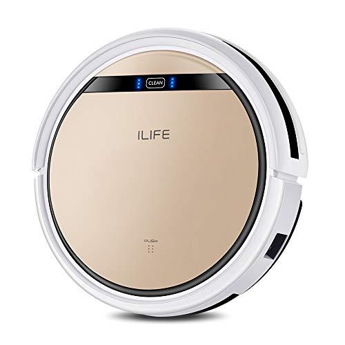 【Amazon.co.jp 限定】ILIFE V5s Pro ロボット掃除機 水拭き 乾拭き両対応 床拭き 静音&強力清掃 V5s pro