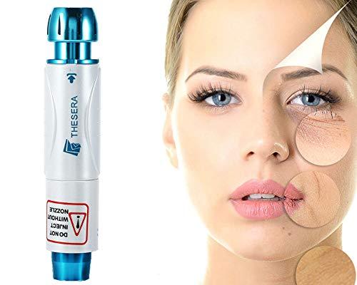Nebulizador profesional de la inyección sin la aguja Hyaluronic Acid Micro Inyector para el rejuvenecimiento Blanqueamiento Cuidado de la piel para el salón de belleza