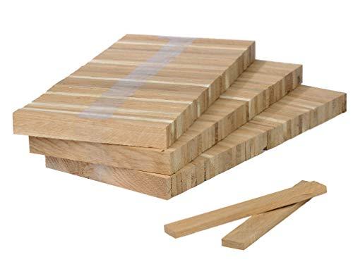 LEDA Eiche Stäbchen ca. 16 kg Anmachholz Grillanzünder Anzündholz für Grill, Kamin, Feuerschale und zum Basteln