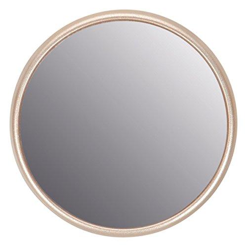 iGrip zelfklevende magnetische spiegel voor mobiele telefoons en mobiele apparaten [zelfklevend, verwijderbaar zonder resten achter te laten, herbruikbaar], Selfiepod, Goud mat
