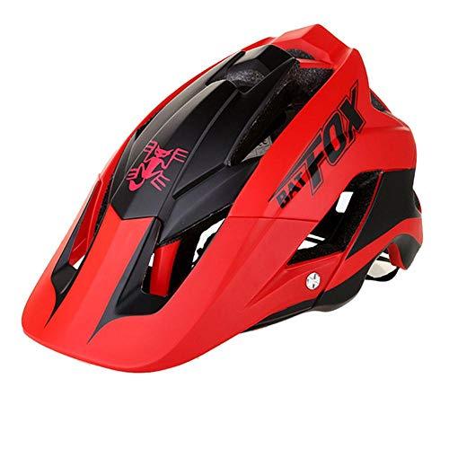 Gereton Fahrrad Helme Männer Cycle Bike Helm für Frauen, BATFOX Fahrrad Radfahren Mountain Road Fahrradhelme Adjustable Sicherheitsschutz Breathable Outdoor Sport Professional Fahrradhelm