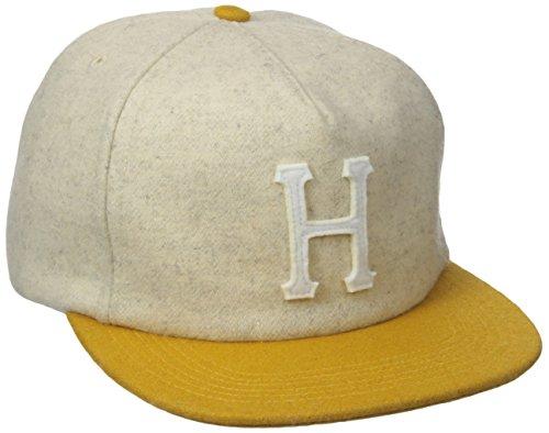HUF Cap Wool Classic Beige Yellow Farbe: Beige