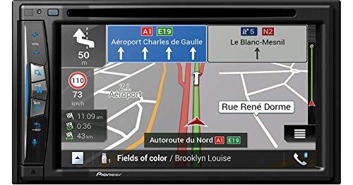 Pioneer AVIC-Z610BT Navigation Sys