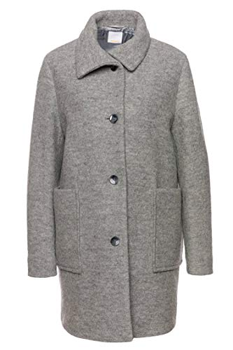 BOSS Casual Damen Mantel Modell Ochilly Grau 40