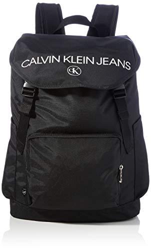 Calvin Klein Herren Backpacks, Schwarz, Einheitsgröße
