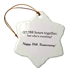 High gloss finish Overall size is 3 inches Image printed on both sides Gold String Included for easy Hanging Great keepsake to commemorate any special occasion
