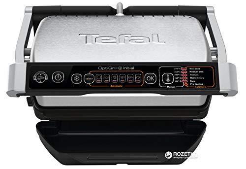 Tefal OptiGrill + Initial