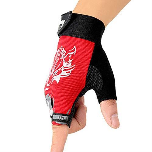 Sporthandschoenen Met Halve Vingers Antislip Ademende Fietshandschoenen Gewichtheffen Trainingshandschoenen Bergschoenen Skihandschoenen