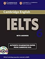 Cambridge Ielts 6 Self-study Pack: Examination Papers from University of Cambridge Esol Examinations: English for Speakers of Other Languages with 2 Audio CDs (IELTS Practice Tests)