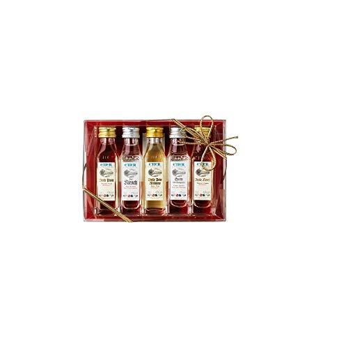 Etter Miniaturen Box Geschenkset 5 Schweizer Obstbrände (1 x 0.1 l)
