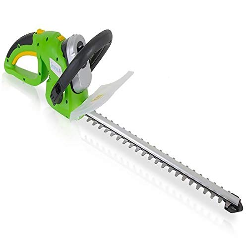 SereneLife Cordless Electric Hedge Trimmer - Yard Trimmer, Power Trimmer Bushes, Tree Bush, Shrub...