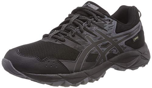Asics Gel-Sonoma 3 G-TX Trail, Zapatillas de Running para Asfalto Mujer, Negro (Black/Onyx/Carbon 9099), 37.5 EU