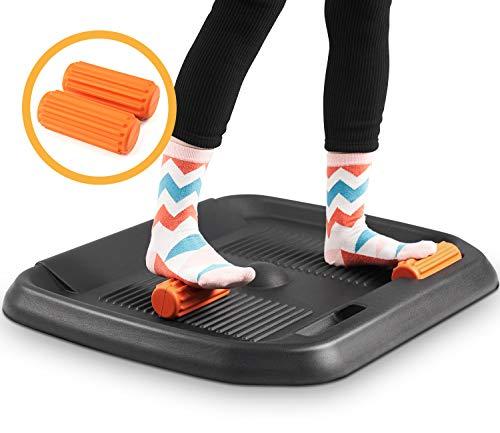 FEZIBO Stehtisch Antiermüdungsmatte mit ergonomischem Design Komfort Fußmatte
