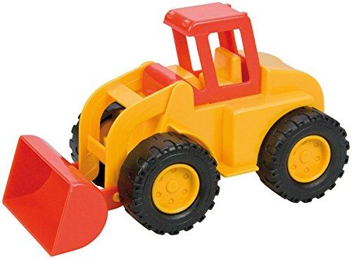 Lena 01222 - Mini Compact Schaufellader, ca. 12 cm
