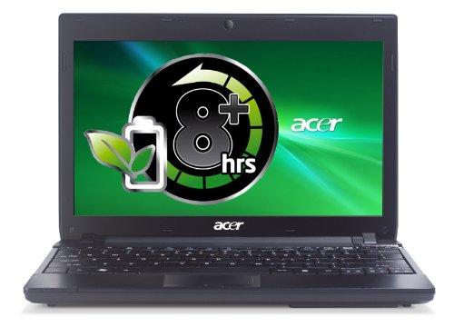 Acer TravelMate TimelineX 8372TG-354G64 33,7 cm (13,3 Zoll) Laptop (Intel Core i3 350M, 2,2GHz, 4GB RAM, 640GB RAM, nVidia GeForce GT 310M, DVD, Win 7 HP)