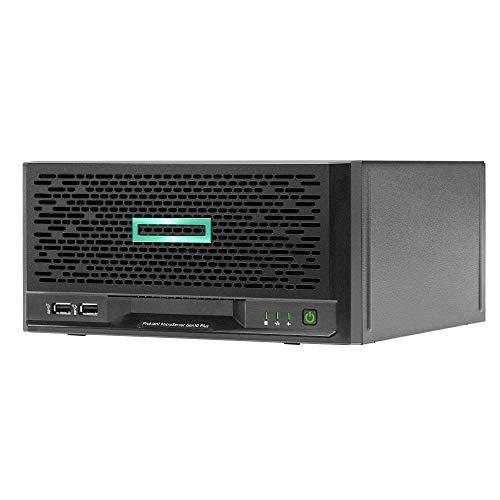 MicroServer Gen10 Plus Tower Server for Business, Intel Xeon E-2224 3.4GHz, 8GB RAM, No Drives (Sql Server Multiple Instances Best Practices)