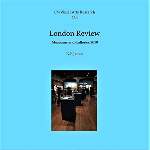 London Review: Museums and Galleries 2019 Titelbild