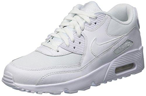 Nike, Zapatillas de Deporte Para Niños, Blanco (White / White),...
