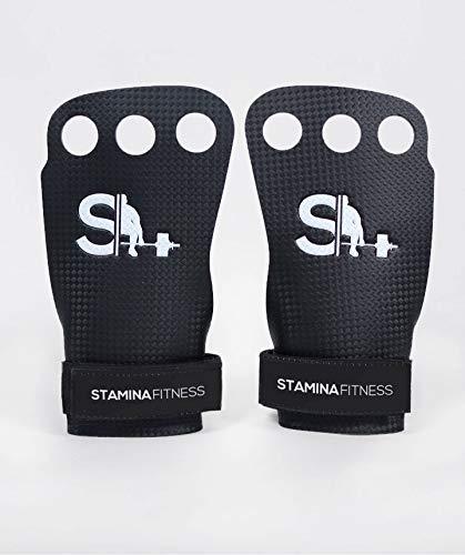 Stamina Fitness Paracalli Carbon Full Cover Black, M