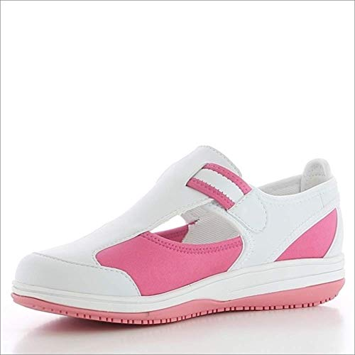Oxypas Candy, Women's  Work Shoes, Pink (Fuxia), 5 UK (38 EU)