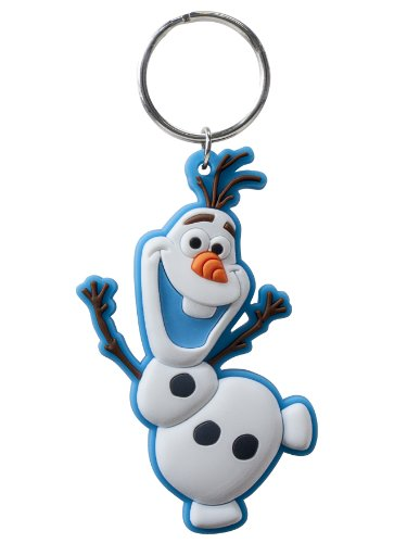 Disney Olaf Soft Touch Key Ring