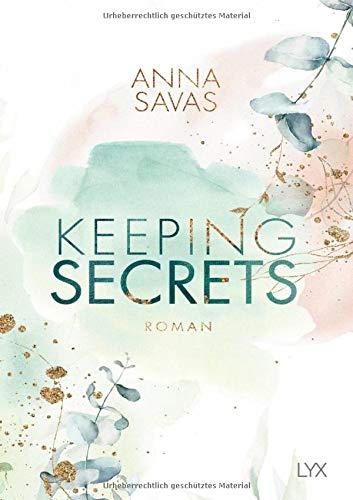 Buchseite und Rezensionen zu 'Keeping Secrets' von Anna Savas