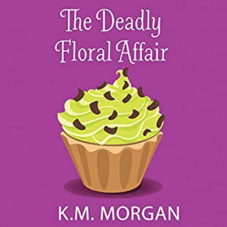 The Deadly Floral Affair audiobook cover art