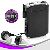 Sound Amplifier - Pocket Sound Voice Enhancer Device with Duo Mic/Ear Plus Extra...