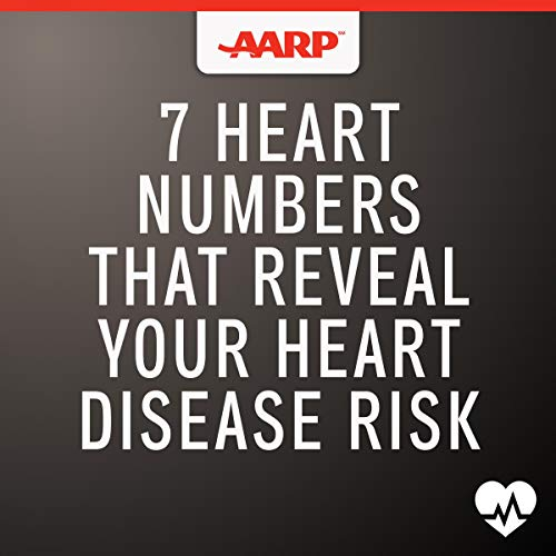 7 Heart Numbers That Reveal Your Heart Disease Risk audiobook cover art