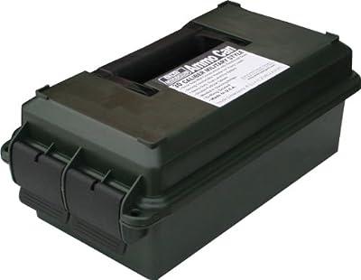 MTM Case-Gard AC30C 30 Caliber Ammo Can - Forest Green