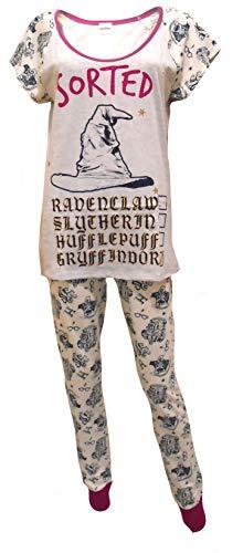 Harry Potter Sorted Damen Schlafanzug, 36-38