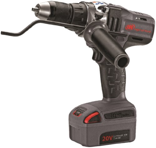 Ingersoll Rand D5140 1/2-Inch Cordless Drill Driver, Gray