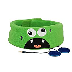 PERFECT FOR KIDS: Super-comfy headband headphones for girls and boys, volume limited (see website for details), ultra-lightweight, durable and don't fall off. Also suitable for use with glasses and for children with autism and sensory differences. SU...