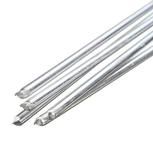 ZUQIEE Herramienta de soldadura Kit de soldadura 5pcs aluminio reparación varillas ninguna soldadura Fix grietas pintura polaca