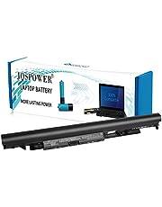 JQSPOWER Batería de repuesto para HP JC04, JC03, 919700-850, 919701-850, Pavilion 240, 245, 250, 255, G6, 17-AK025NG, 15-BS650TX, 15-BS650UR, 635UR TPN-C129 [2850mAh/14,8 V]