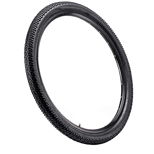 Eaarliyam Bicicleta de montaña de neumáticos, MTB de Bolas de Alambre de neumáticos de Repuesto neumático de la Bicicleta de montaña Antideslizante Resistente al Desgaste de neumáticos 26 x 2,1