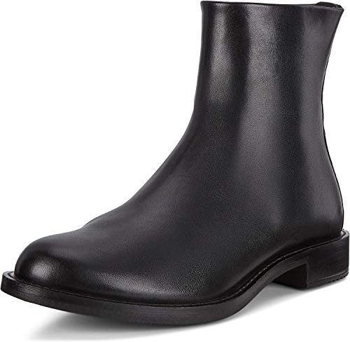 [エコー] ショートブーツ SARTORELLE 25 レディース BLACK 24 cm 2.5E