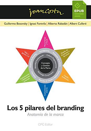 Los 5 pilares del branding: Anatomía de la marca (interiores en color con imágenes)