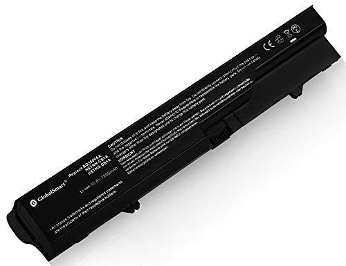 Globalsmart Batería para portátil Alta Capacidad para HP ProBook 4520s 9 Celdas Negro