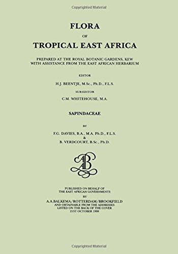 Flora of Tropical East Africa - Sapindaceae (1998)
