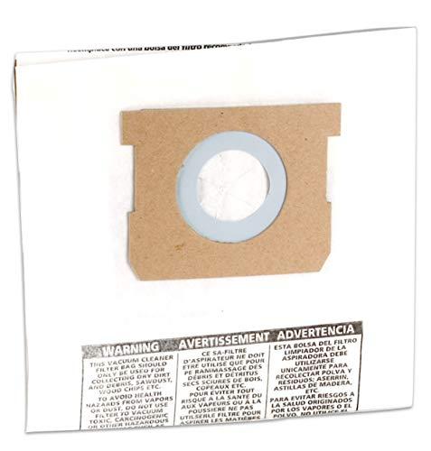 Filtersack 5er Set ShopVac 90662 5 St.