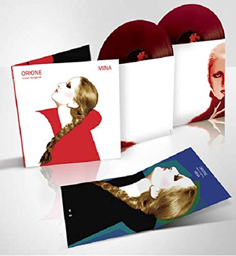 Orione (Italian Songbook) (180 Gr. Vinyl Red Remastered Edt.)