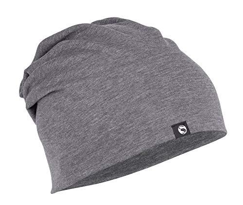 STARK SOUL Slouch Beanie Mütze für Damen & Herren (Unisex), leichte Jersey Mütze,...