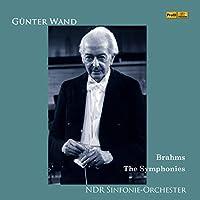 ギュンター・ヴァント & NDR / 新ブラームス交響曲全集 (Gunter Wand - Brahms The Symphonies - NDR Live Recordings) [4LP] [国内プレス] [限定盤] [日本語帯・解説付] [Analog]